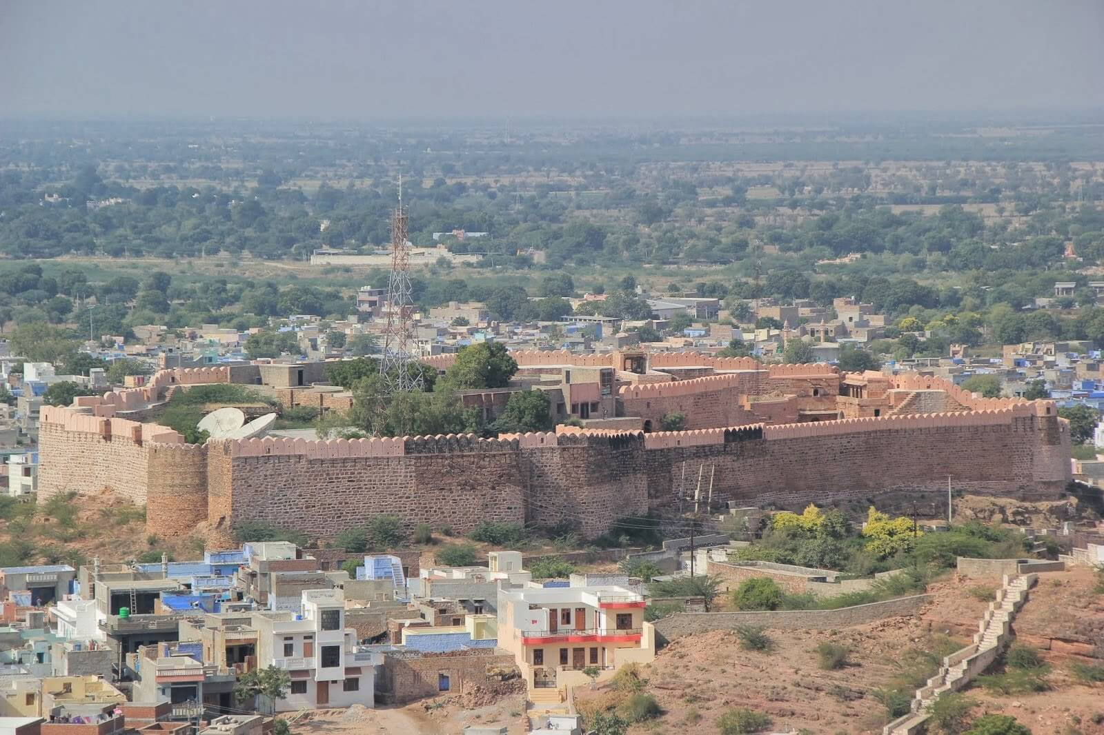 sojat-city fort