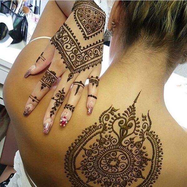 How Long Do Henna Tattoos Last Tattoo Duration